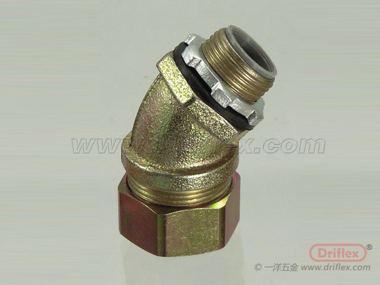 Malleable iron conduit fittings d angle tianjin